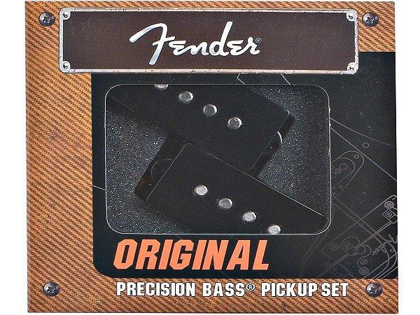 Set Captadores fender Precision bass baixo - original Usa