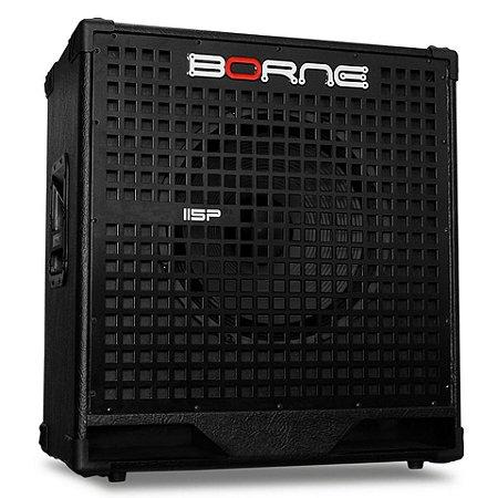 Caixa Borne 115p 350w 1x15 Ideal P/ Cabeçote Pro 400 Pro 800