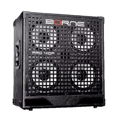Caixa Borne 410a 300w 4x10 cone aluminio ideal Pro 300 500 800