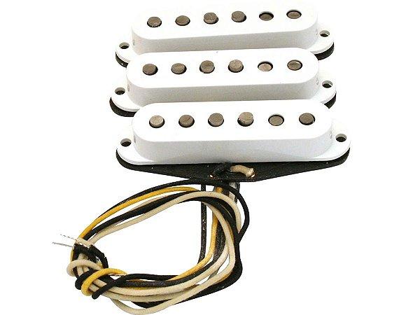 set de captadores fender texas special alnico 5 stratocaster