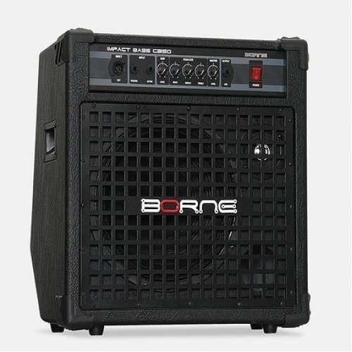 Amplificador baixo Borne Impact Bass Cb150 Profissional 130w