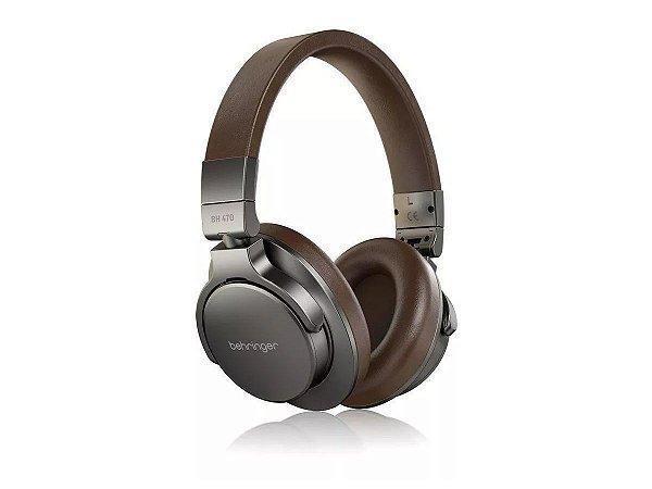 Headphone Behringer Bh 470 Fone De Ouvido Para Estudio