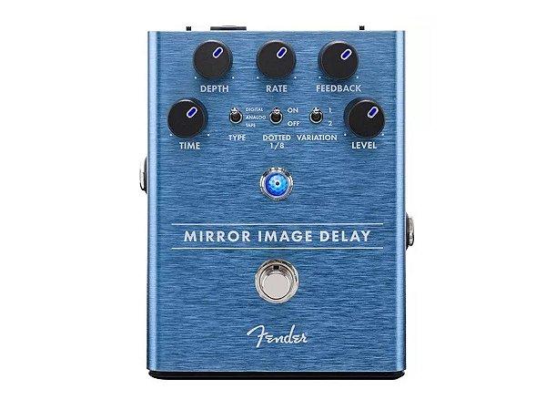 Pedal Fender Mirror Image Delay Para Guitarra