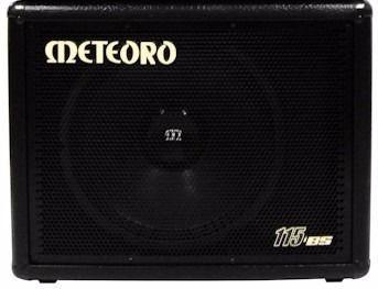 Caixa Meteoro 115Bsw 1x15 200w ideal Cabeçote mw250 mw750