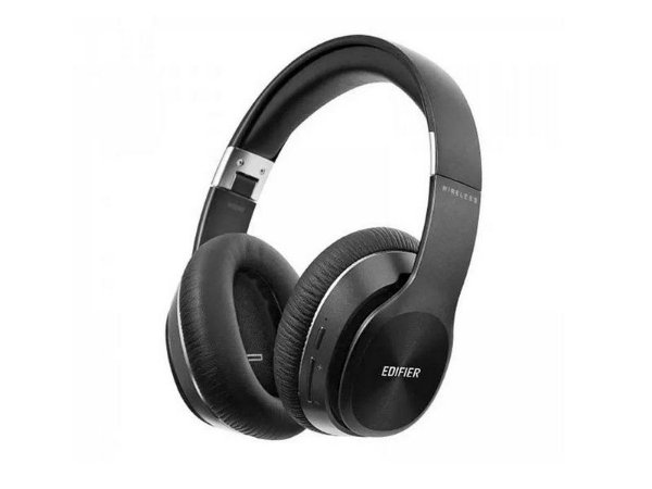 Fone Bluetooth Edifier W820bt Headphone Profissional Celular Preto