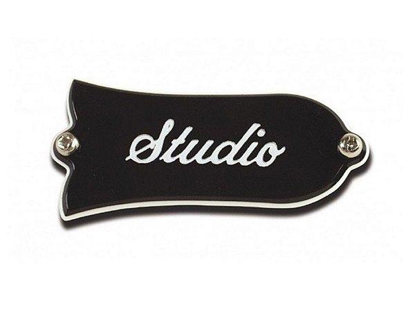 Tampa de Tensor Gibson Les Paul Studio PRTR040 Preto original