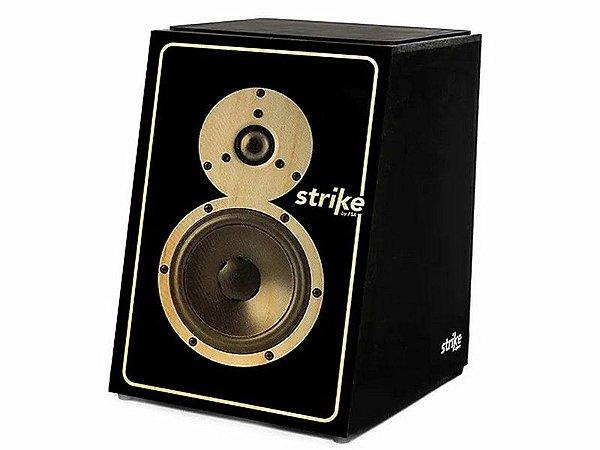 Cajon Fsa Sound Box Strike Series Sk4011 Inclinado Acustico