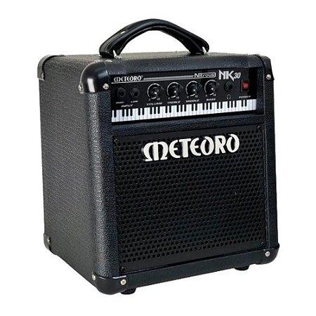 Cubo Amplificador Meteoro Nitrous Nk30 Para Teclado