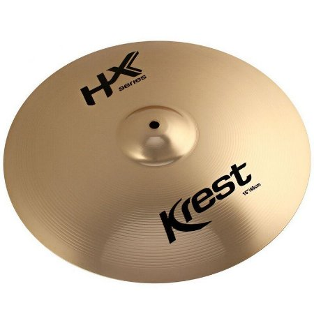 Prato de bateria Ataque crash 16 Krest Hx B8  Hx16cr
