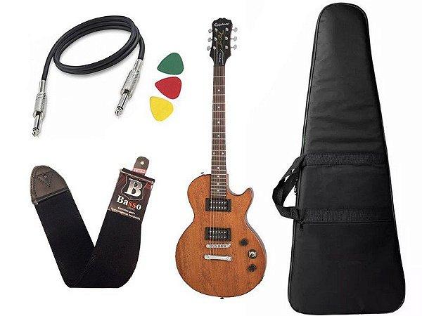 Guitarra Les Paul Epiphone Special VE Walnut Vintage capa - Regulado
