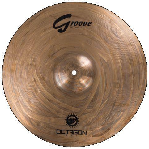 Prato China Octagon Groove 16 Bronze B8 Gr16ch