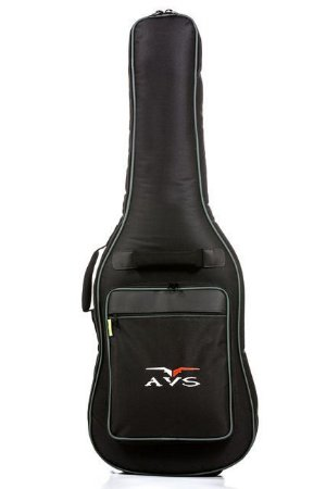 Capa Bag Para Guitarra Avs Ch200 super acolchoado