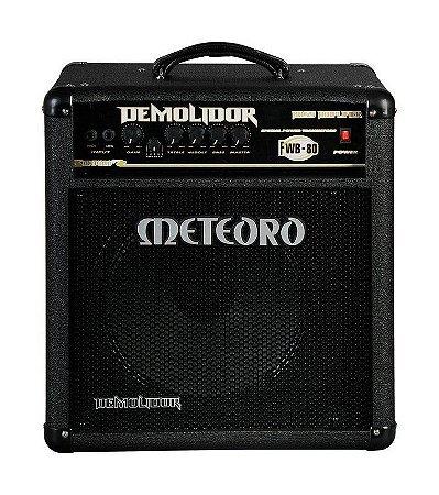 Cubo Amplificador Meteoro Demolidor Fwb80 - 80w rms