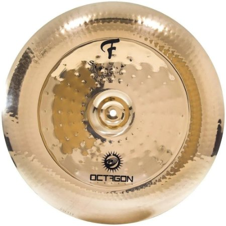 Prato China 17 Octagon F Signature Bronze B8 Fs17ch