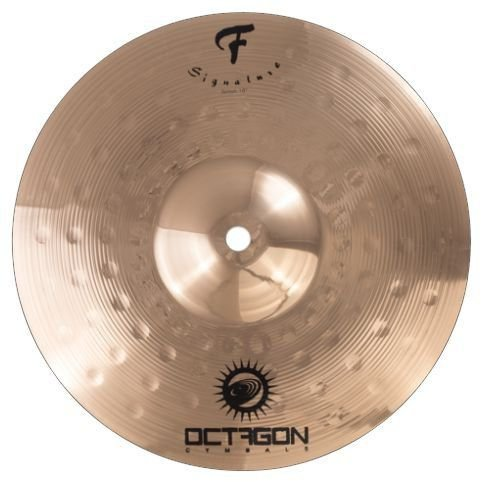 Prato Splash 10 Octagon F Signature Bronze B8 Fs10sp