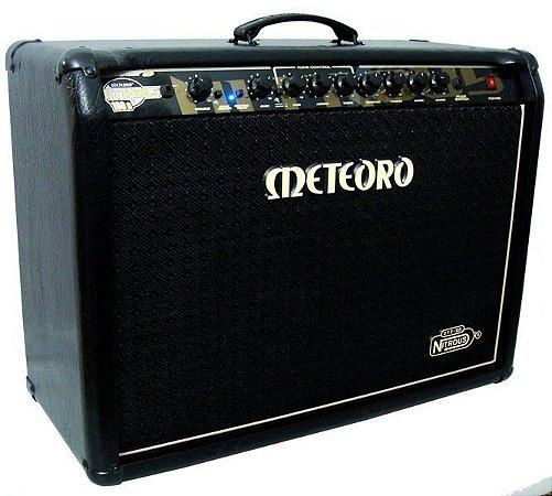 Amplificador  Meteoro nitrous Gs160 Pre Valvulado com falantes  2x12 gs 160
