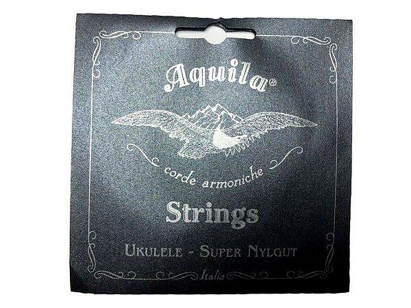 Encordoamento Cordas Aquila Ukulele concert high supernylgut