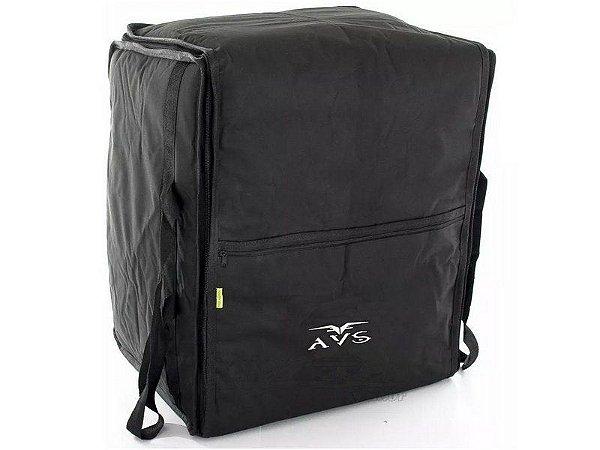 Capa bag para tajon fsa acolchoado super luxo alça mochila avs