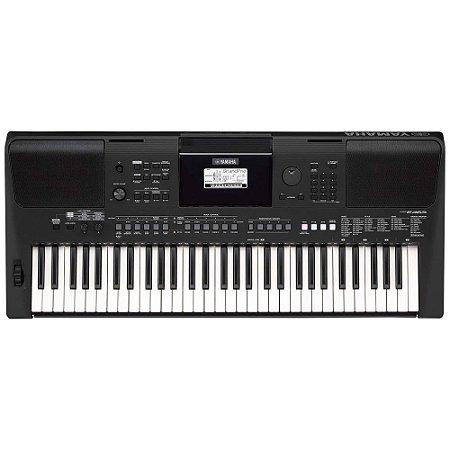 Teclado Yamaha PSR-E463 61 Teclas sensitivas
