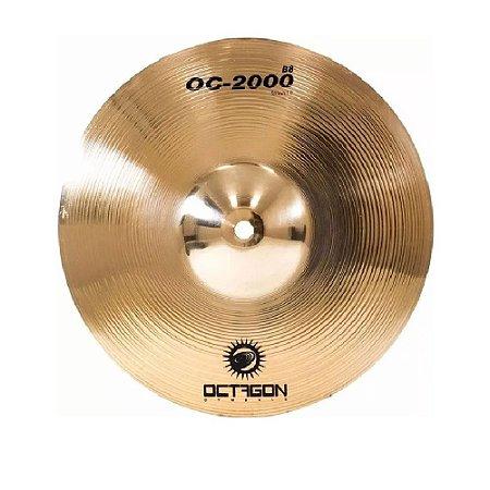 Prato Splash Octagon 10 Bronze B8 Oc 2000 Oc10sp