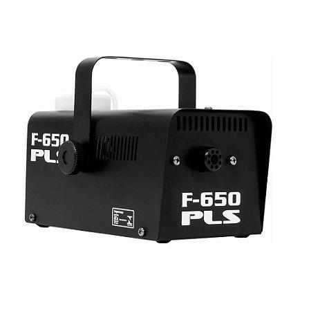 Maquina De Fumaça Pls  F 650 400w Com Controle Remoto