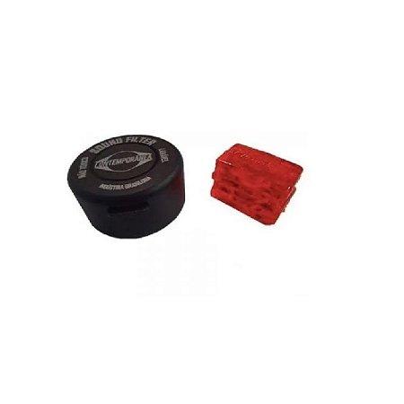 Abafador De Peles Bateria Moongel Contemporânea Sound Filter