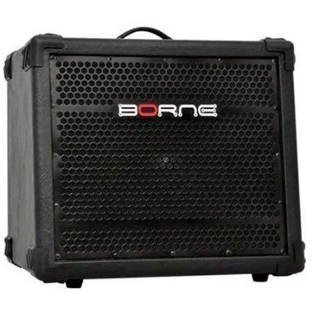 Caixa Amplificador Para 2 Teclados Borne Btk150 130w Af 12