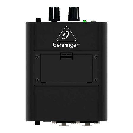 Power play Behringer P1 Amplificador fone de ouvido stereo