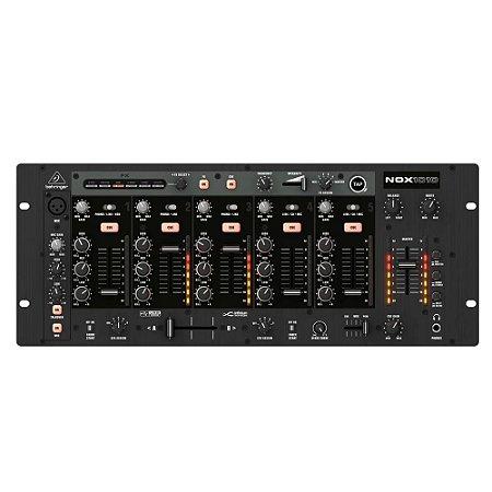 Mixer Behringer Pro Mixer Nox1010 Usb Bivolt 5 Canais