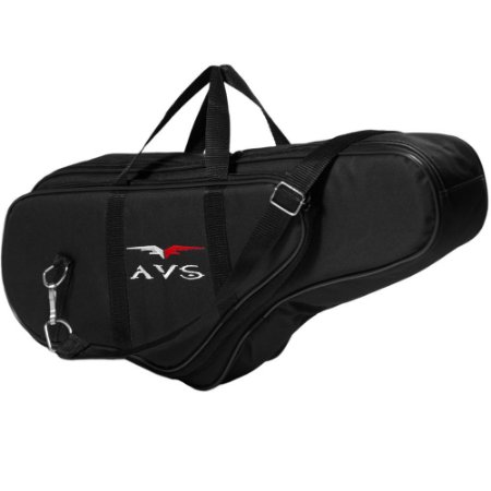 Capa Bag para Sax Tenor Avs Super Luxo Acolchoado Saxofone