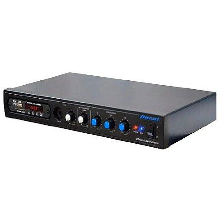 Receiver Oneal Om2000ec Bluetooth Amplificador Som Ambiente