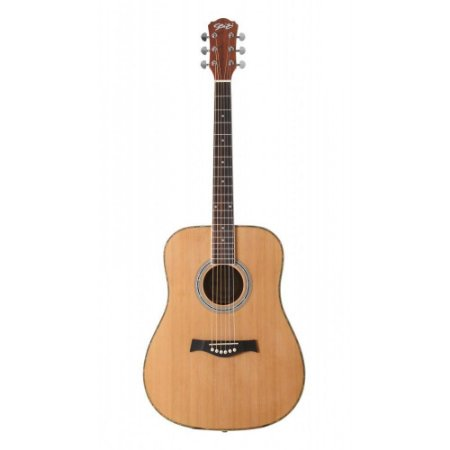 Violão Seizi Tennessee Acoustic Blues Natural Gloss
