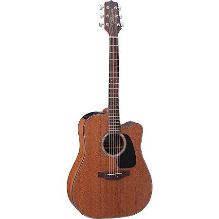 Violão Takamine Gd11Mce Mahogany Folk aço regulado luthier
