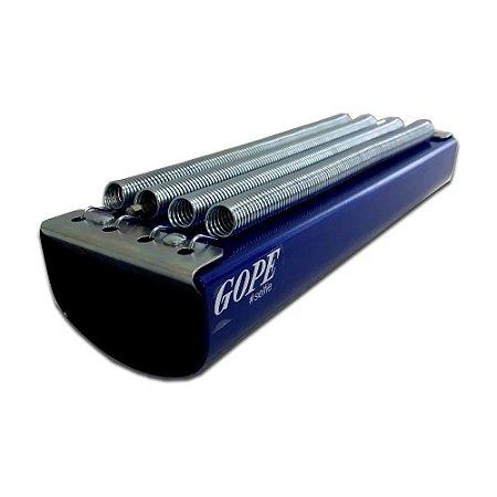 Reco Reco Gope 4 Molas Alumínio Azul Selfie 767sa