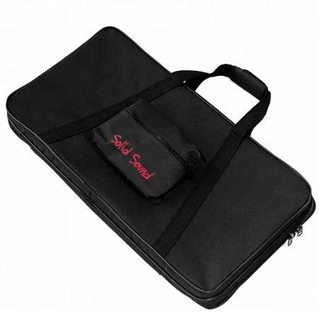 Hard Bag Rigido Case Para Pedaleira Boss Gt1000 Solid Sound