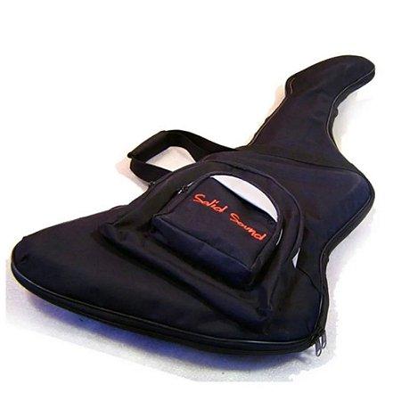 Hard Bag Case Solid Sound Guitarra Explorer Rigido Térmico