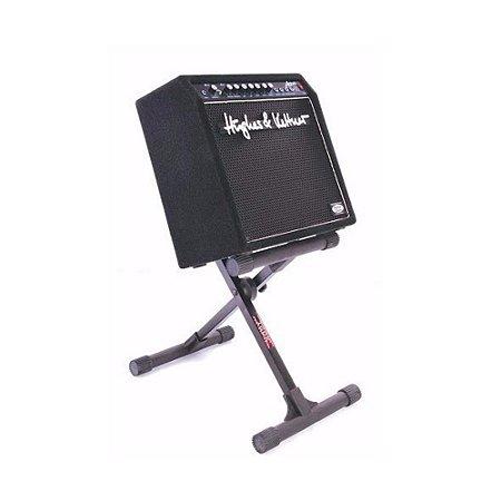 Pedestal Suporte Para Caixa Cubo Amplificador Monitor Ibox Bxcm