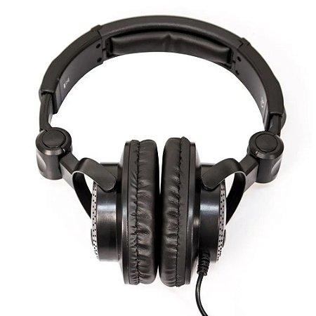 Headphone Profissional Lexsen Lh120 Fone De Ouvido Dinâmico