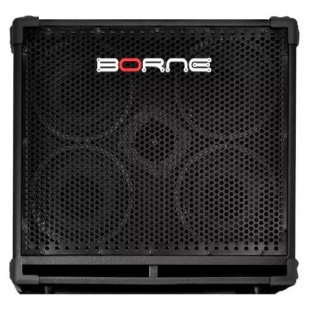 Caixa Borne Pro 408 4 Falantes 8 Baixo 200w - Pro300 Pro500
