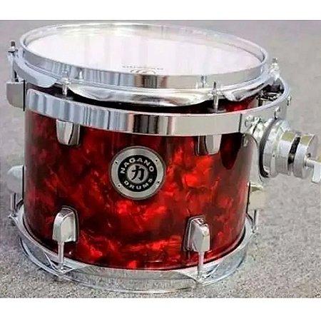 Tom 8 Nagano Concert Celluloid Vermelho Abalone Red Nct8c