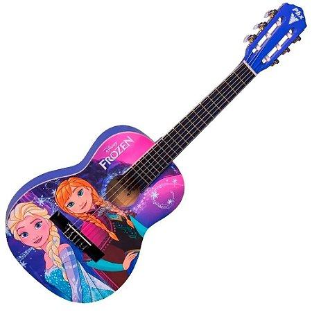Violao Phx Disney Criança Frozen Elsa E Anna Vif-2  Infantil
