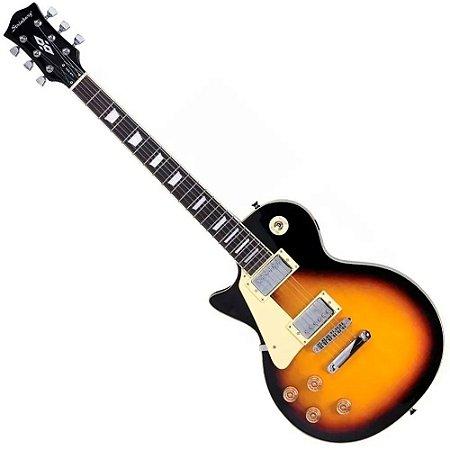 Guitarra Canhota Les Paul Strinberg Lps230 Sunburst