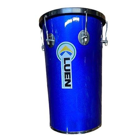 Rebolo / Tantanzinho 12pol 55cm Conico Luen Azul Pele Animal
