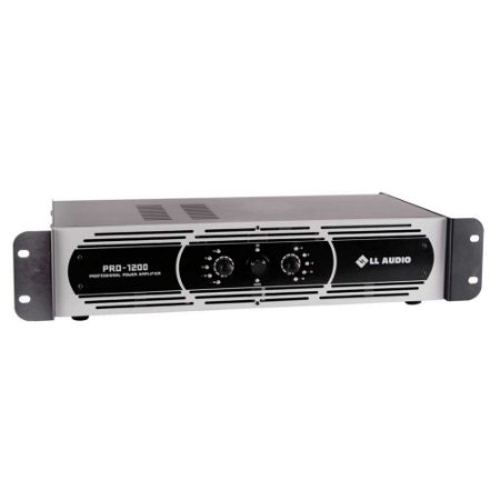 Amplificador de Potencia LL Audio Pro1200 300W