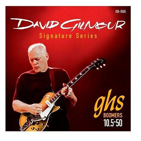 Encordamento Ghs Para Guitarra David Gilmour Gb Dgg 6 cordas
