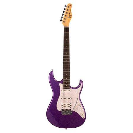 Guitarra Tagima Tg520 Roxo Metalico Mpp