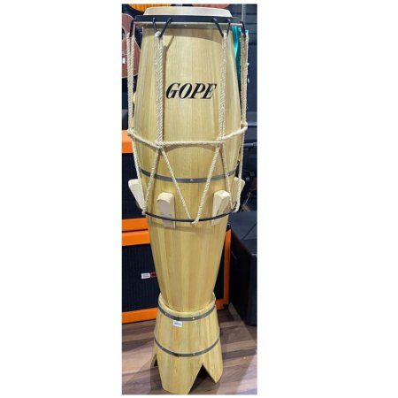 Atabaque Gope Tonel de madeira 120 x 11 corda 708C