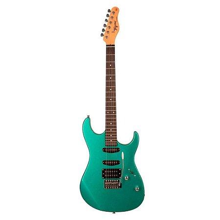 Guitarra Tagima Tg510 Verde Metálico Msg DF Series Humbucker