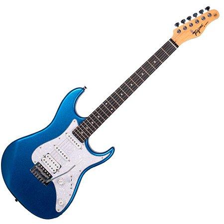 Guitarra Tagima Tg520 Azul Metalico Mbl