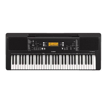 Teclado Yamaha Psre363 5/8 Usb 61 Teclas sensitivas